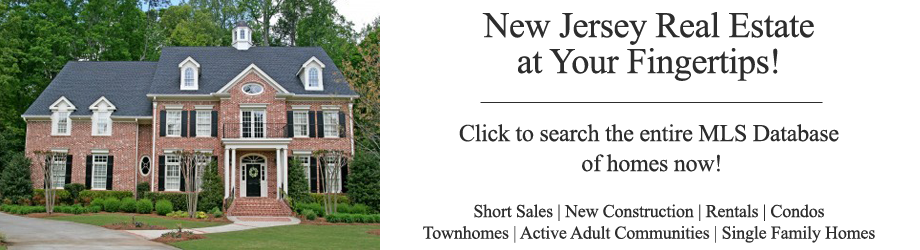 Search for NJ Homes